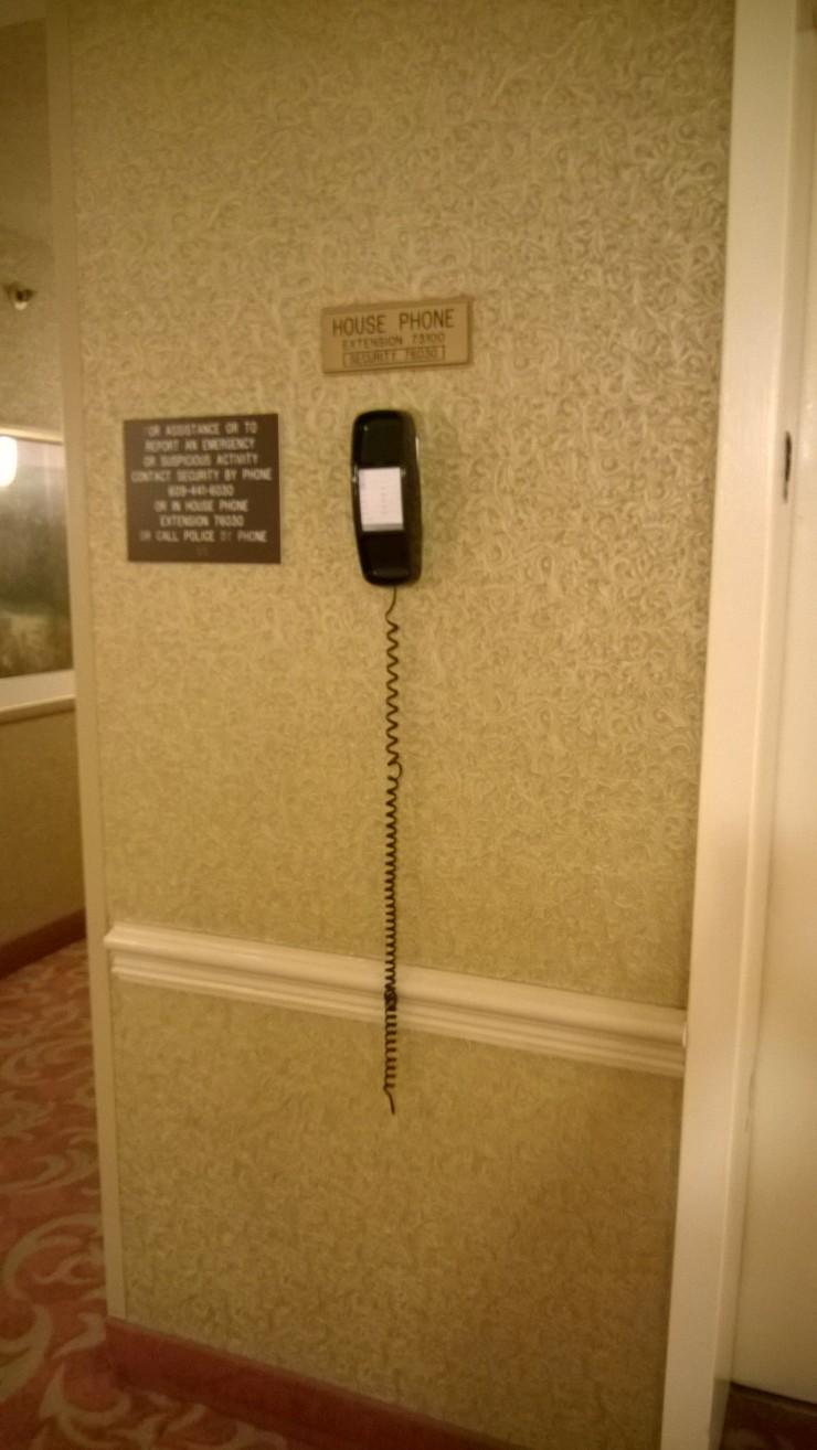 Hotel House Phone