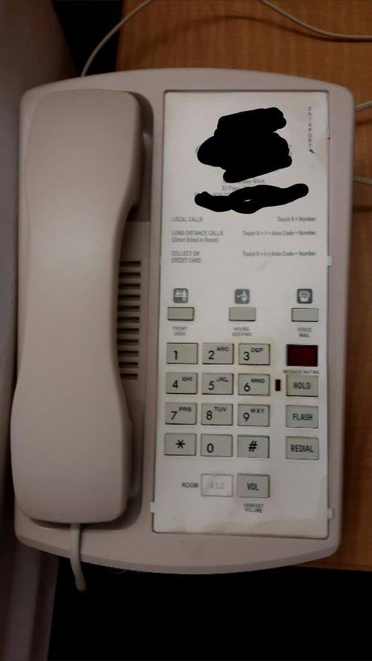 Hotel El Paso Phone Funk