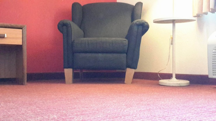 Hotel Damaged Chair