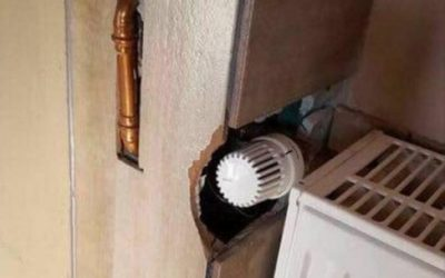 A Slapped-Together Hotel HVAC Unit